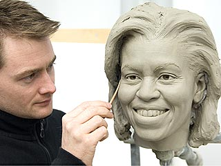 Michelle Obama Immortalized in Wax