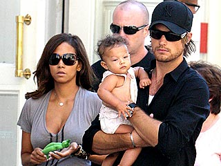 Halle Berry & Gabriel Aubry Want More Kids