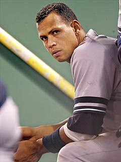 Alex Rodriguez Admits to Past Steroid Use
