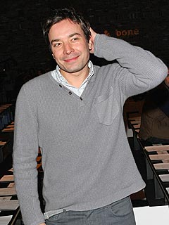 Jimmy Fallon Has No Control Over His Glands - TV News, Jimmy Fallon