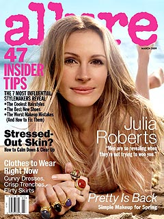 Julia Roberts's Kids Keep Her from Ever Being Bored
