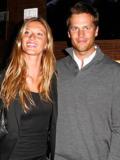 Gisele B&#252;ndchen & Tom Brady Have a Boy