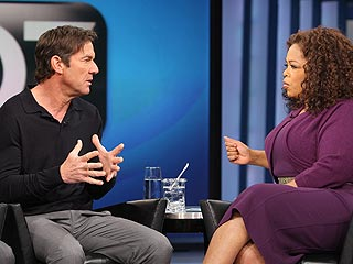 Dennis Quaid Returns to Hospital – with Oprah's Crew