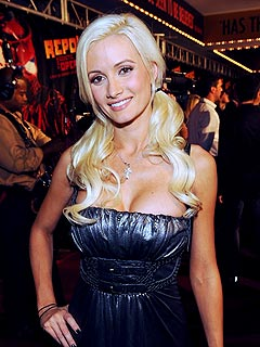 Holly Madison Examined for 'Excruciating' Pain from Injury