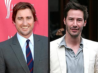 Luke Wilson and Keanu Reeves to Race in the Toyota Grand Prix