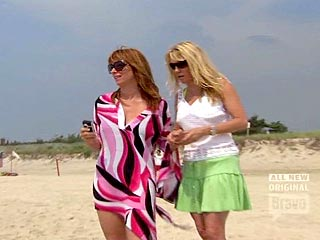 Real Housewives of N.Y.C. Recap: Ho-Hum in the Hamptons