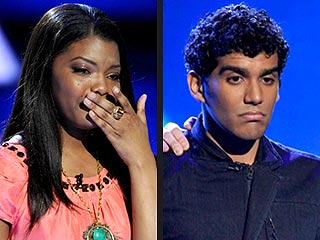 Idol: Jasmine Murray & Jorge Nuñez Out In Double Elimination