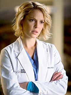Katherine Heigl's First Day back at Grey's Was 'Cruel and Mean'