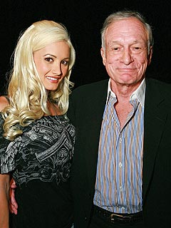 Hef & The Girls Support, Critique Holly Madison on Dancing