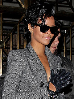 Source: Rihanna Wants to Get Her Life 'In Order'
