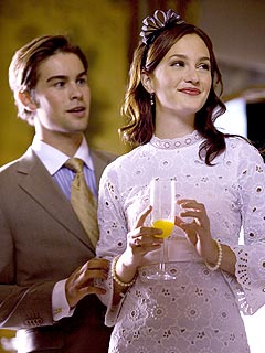 Gossip Girl: Blair & Nate Reunite!