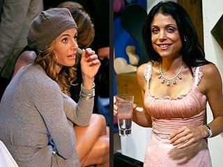 Real Housewives of N.Y. Recap: Bethenny & Kelly Go Round2