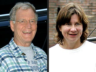 Inside David Letterman's Love Life