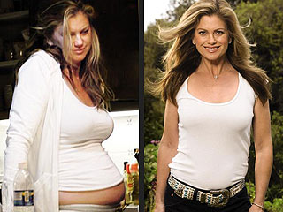 Kathy Ireland's Shocking Weight Gain (and Loss)