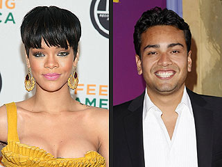 Bromance Star Frankie Delgado: No Romance with Rihanna