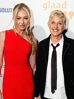 Portia de Rossi Is Glad She's Not an IdolJudge