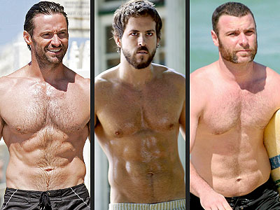 Meet the Hunks of X-Men Origins: Wolverine
