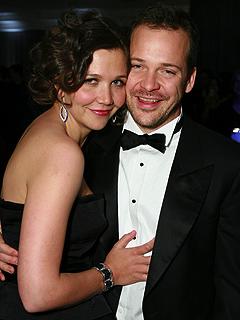 Maggie Gyllenhaal, Peter Sarsgaard Get Married