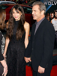 Mel Gibson Steps Out with New Girlfriend