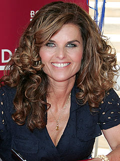 Maria Shriver: My Father Doesn't Recognize Me