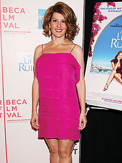 Nia Vardalos Talks About Her Weight Wake-Up Call