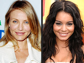 Cameron Diaz, Vanessa Hudgens to Present at MTV Movie Awards