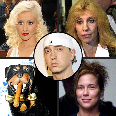 Eminem and His Many Feuds