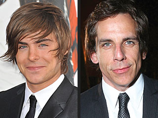 Zac Efron Finds There's Something About Ben Stiller