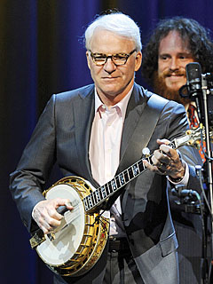 Steve Martin: Country Star!