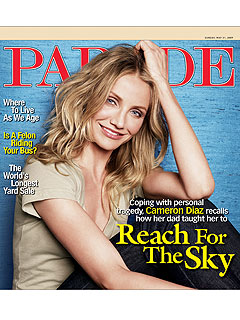 Cameron Diaz on the Fence About Having Babies