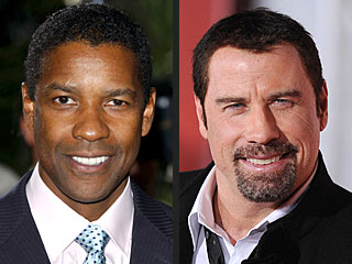 Denzel Washington: John Travolta Struggling Over Son's Death