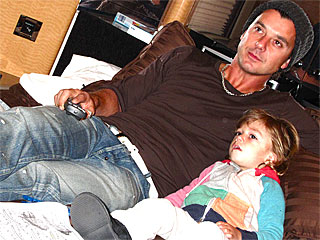 On the Road with Gavin and Kingston Rossdale