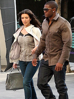 Kim Kardashian and Reggie Bush's Careers Came First