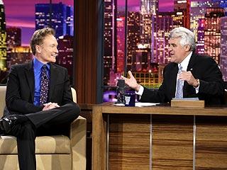 Jay Leno and Conan O'Brien Poke Fun at Their Plights