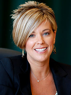 Life (and Work) Goes on for Kate Gosselin