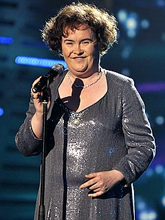 Susan Boyle: Coming to America's Got Talent?