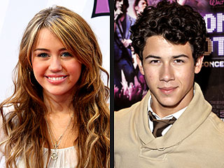 Miley Cyrus Has 'Reconnected' with Nick Jonas