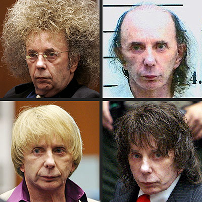 Phil Spector's Latest Hair Shocker