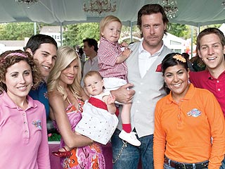 Tori Spelling Celebrates Daughter Stella's First Birthday