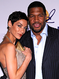 Michael Strahan & Nicole Murphy Are Engaged
