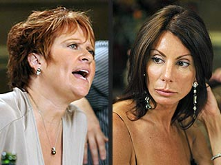 Real Housewives: Caroline & Danielle's Battle RagesOn