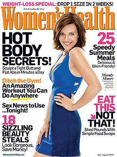 Mandy Moore: I Married My 'Best Friend'