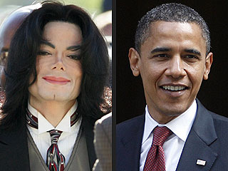 Obama Calls Michael Jackson Great &#8211; and Tragic