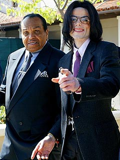 Joe Jackson, Show Producers Debate Michael's Fitness