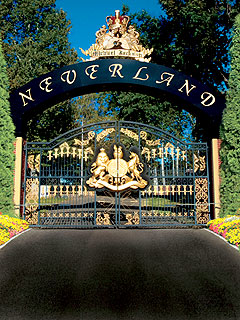 Permission Denied for Michael Jackson Burial at Neverland
