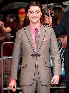Daniel Radcliffe: Women Are Catching Up with Me