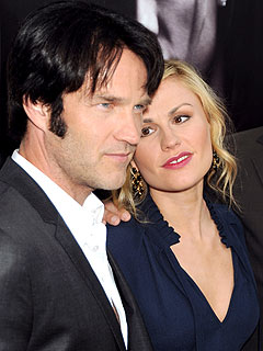 Stephen Moyer Misses Scenes with Anna Paquin