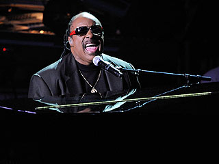 Stevie Wonder Delivers Emotional Performance at Jackson Memorial