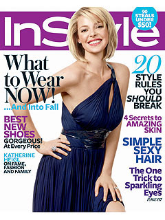 Katherine Heigl: Romance Not Always Rated PG-13
