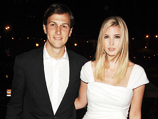 Ivanka's Fiancé Asked Her Dad's Permission to Wed